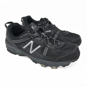 New Balance Sz 12 Black Running Hiking Trail 410v4